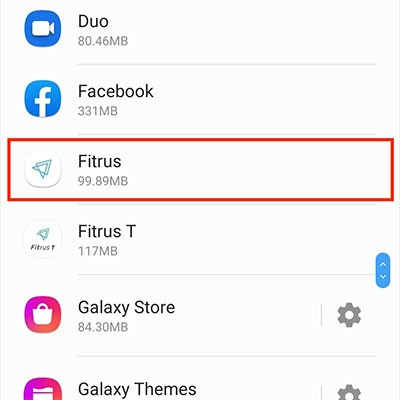 """<span class=""""sv_member"""">Fitrus</span>, Android 10 temporary resolution guidance…"""