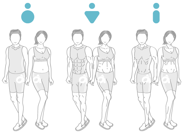FITRUS, ONESMARTDIET, Line charts on the app allow you to intuitively see the change in your body.<br> Device is the best gym mate as well as a personal trainer.