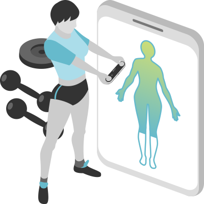 FITRUS, Invest In Fitrus Care Solution., The Portable Body Composition Analyzer, Body Fat, Health Care, Fat Loss, Body Mass